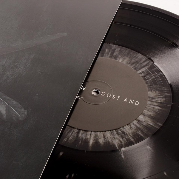 Caspian-Dust and Disquiet vinyl